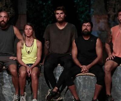 Survivor'da 3'üncü eleme adayı kim oldu?