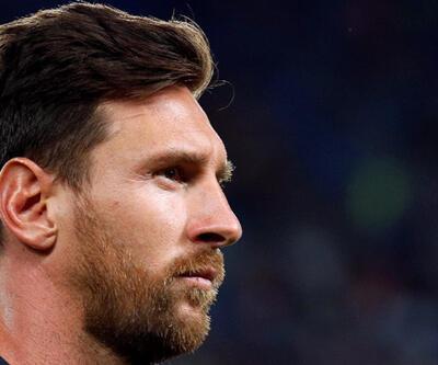 Messi'ye haftalık 1 milyon 150 bin euro