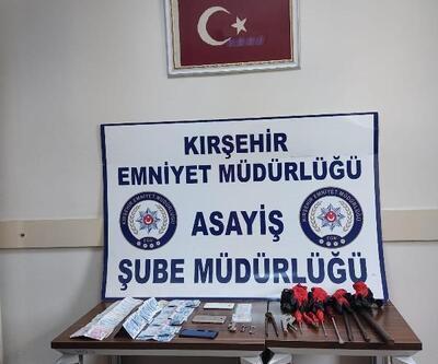 Kırşehir'de çelik kasa hırsızlığına 3 tutuklama