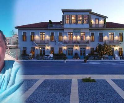 Hakan Meriçliler, Çeşme'de otel aldı