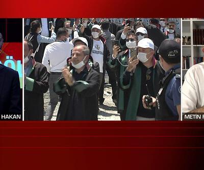 Feyzioğlu: Barolar beni protesto etmekte haklıydılar   Video
