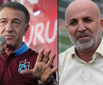 Son dakika haberi: Ahmet Ağaoğlu ve Hasan Çavuşoğlu PFDK'ye sevk edildi