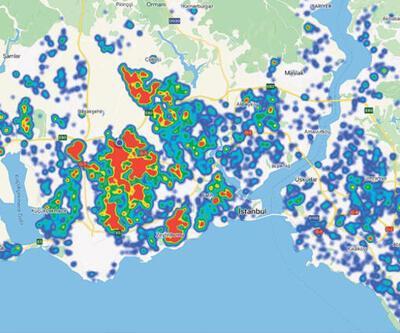 Son dakika...Korona haritası güncellendi! Bu ilçelere dikkat