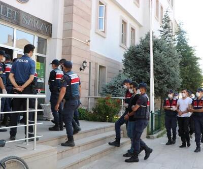 Sandıklı'da uyuşturucu operasyonu: 38 gözaltı