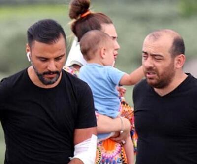 Ailesiyle kaza geçiren Buse Varol, 5 haftalık hamile!