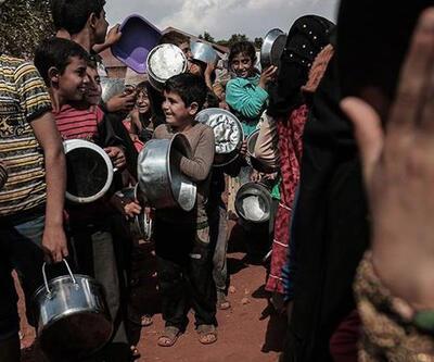 BM: Suriyeliler benzeri görülmemiş bir açlık kriziyle karşı karşıya