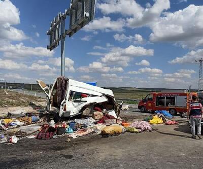 Konya'da peş peşe kazalar! 9 ölü   Video