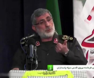 İranlı komutandan bölgede gerilimi arttıracak sözler | Video