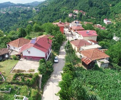 Karadeniz fıkrası gibi köy | Video
