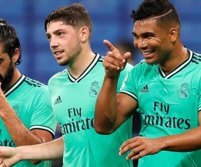 Real Madrid şampiyonluğa yaklaştı