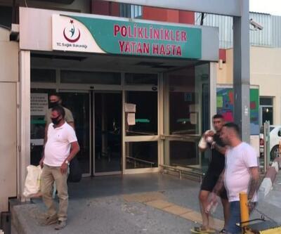İzmir'de 2 doktora saldırı | Video