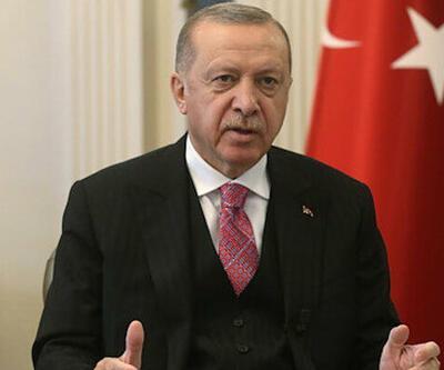 """Cumhurbaşkanı Erdoğan'dan """"Tarih yazmaya devam edeceğiz"""" paylaşımı"""