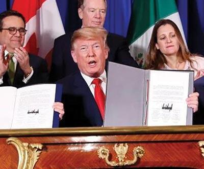 ABD-Meksika-Kanada Anlaşması bugün yürürlüğe giriyor