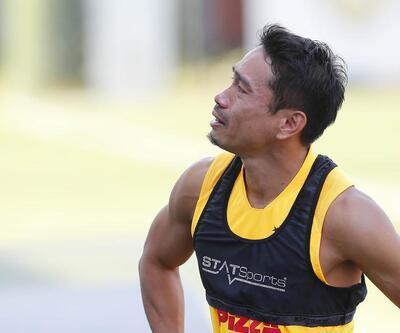 Nagatomo Galatasaray'a gözyaşlarıyla veda etti