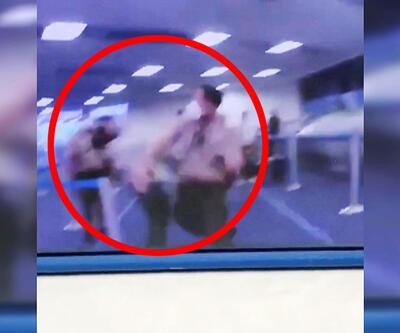 Son dakika: ABD polisi, siyahi kadına tokat attı   Video