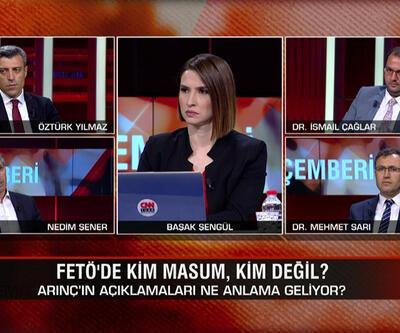 """""""Partili barolar"""" mı olacak? Bülent Arınç'ın açıklamaları ne anlama geliyor? Kılıçdaroğlu'nun A planı Gül mü? Akıl Çemberi'nde tartışıldı"""