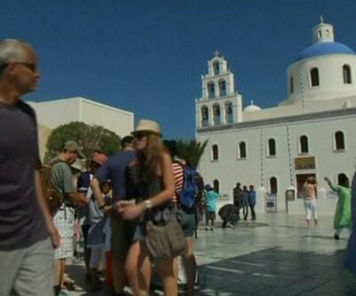 Yunan adaları Türk turiste hasret   Video