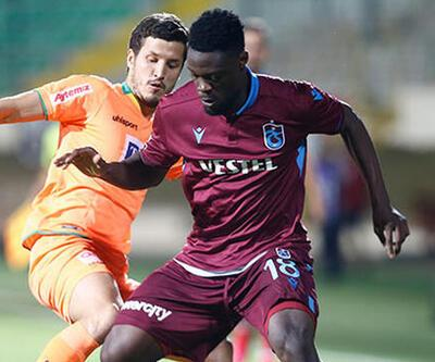 Son dakika... Trabzonspor'un Galatasaray maçı kadrosu açıklandı