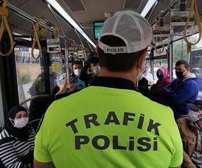 """İstanbul'da """"yeni normal"""" denetimleri yapıldı"""