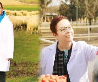 Türkiye'nin 'en büyük çiftliğini yönetiyor: Herkes ona 'hanımağa' diyor