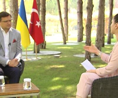 Ukraynalı turistler Türkiye'ye gelecek mi? Ukrayna Dışişleri Bakanı CNN TÜRK'ün sorularını yanıtladı
