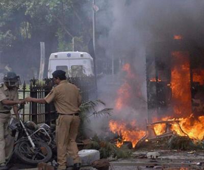 Hindistan'da fabrika yangını! 8 ölü, 4 yaralı