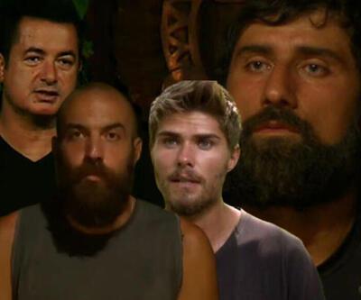 Son dakika... Survivor'da Sercan Yıldırım'ın Yasin kararı sonrası olay