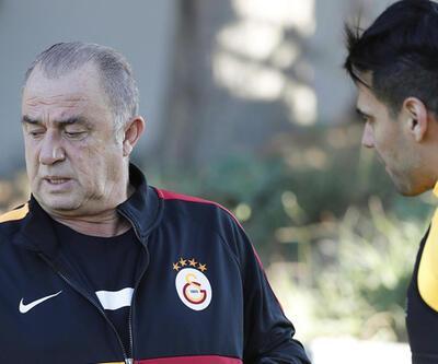 Son dakika... Galatasaray'da Falcao kadroya alınmadı