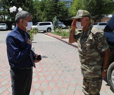 Korgeneral Erbaş'tan Vali Özkan'a ziyaret