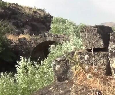 2 bin yıllık köprü zamana ve afetlere direniyor | Video