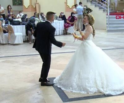 Düğünlerde cansız manken dönemi | Video