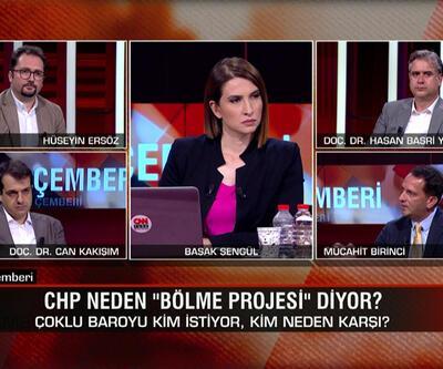 """CHP neden """"bölme projesi"""" diyor? Sosyal medyada kimlik no çağı mı? Kesici-İmamoğlu mücadelesi mi? Akıl Çemberi'nde tartışıldı"""