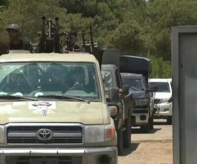 Libya'da Wagner güçlerine hava saldırısı düzenlendi | Video
