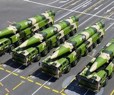Son Dakika Haberi: Çin'den ABD'ye gözdağı! Füzeleri paylaştılar... | Video