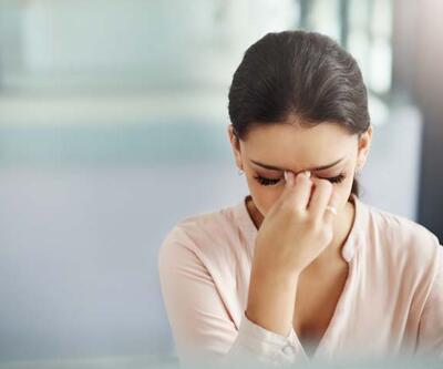 Türkiye'de her iki kadından biri baş ağrısı sorunu yaşıyor