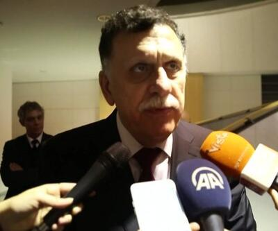 Libya hükümeti Türk şirketlerinin dönüşünü görüştü   Video