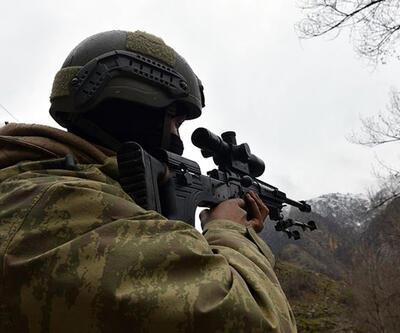 Şırnak'ta PKK'lı 5 terörist teslim oldu