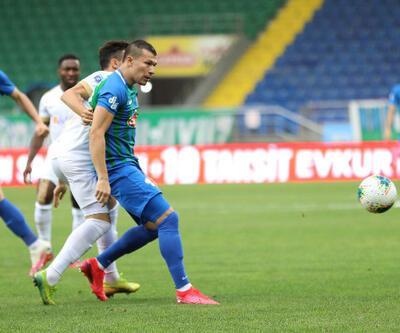 Rizespor - Kayserispor: 3-2