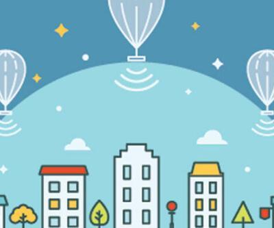 Google Loon balonları Kenya'ya İnternet getirdi