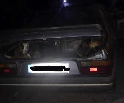 Kırklareli'de belgesiz avlanan 3 kişiyi yasal işlem yapıldı
