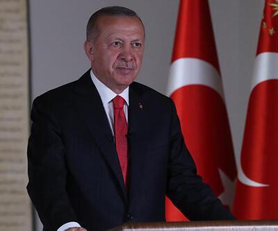 Erdoğan'ın Ayasofya şifreleri! 20.53'teki konuşmada 3 Ayasofya mesajı | Video