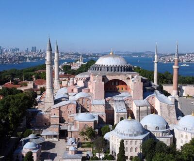 Son dakika... Türkiye'den UNESCO'ya 'Ayasofya' yanıtı