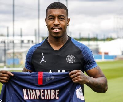 Kimpembe PSG ile imzaladı