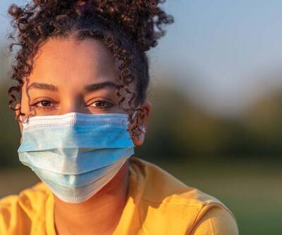 Maske sonrası yüzde oluşan kızarıklıklar 'Roza' olabilir