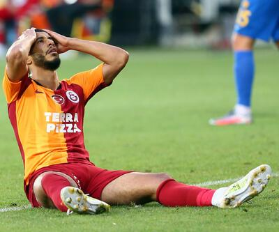 Galatasaray üst üste 3. kez yenildi