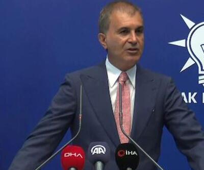 AK Parti Sözcüsü Çelik'ten önemli açıklamalar | Video