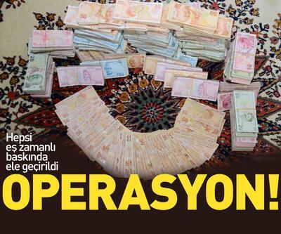 Yasadışı bahis operasyonu! Paralar böyle ele geçirildi!