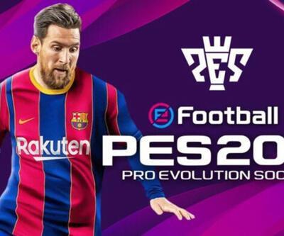 PES 21 oyunu PES 20'nin güncellenmiş hali olacak
