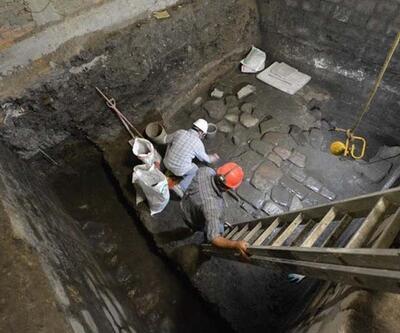 Son dakika... Aztek Sarayı'nın kalıntıları bulundu