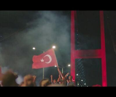 İletişim Başkanlığı'ndan 15 Temmuz Milat Filmi | Video
